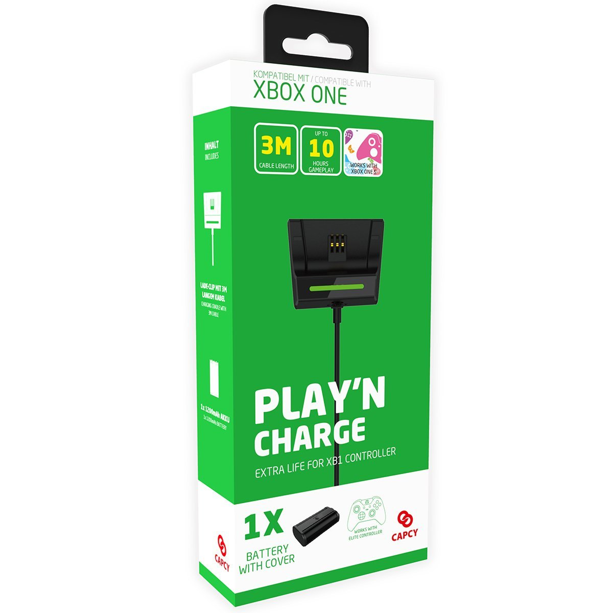 PLAY'N CHARGE EXTRA LIFE