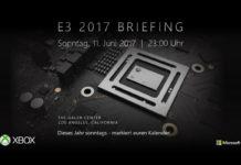 Xbox E3 2017 Briefing