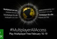 Xbox Live: Kostenloses Multiplayer-Wochenende