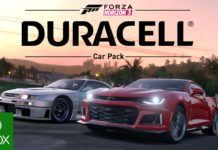 Forza Horizon 3 Duracell Car Pack