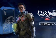 Halo Wars 2 Kinsano