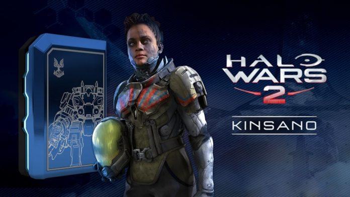 Halo Wars 2 Kinsano