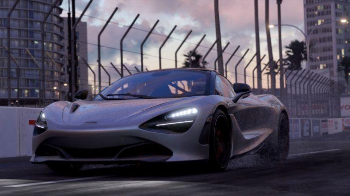 Project CARS 2 - McLaren 720S