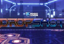 Rocket League Dropshot