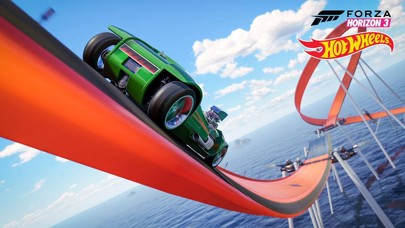 Forza Horizon 3 Hot Wheels