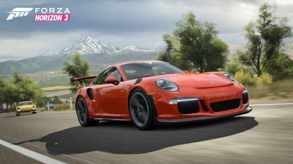 Forza Horizon 3 - Porsche