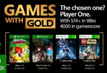 Games with Gold: Mai 2017