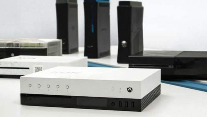 Project Scorpio Dev Kit