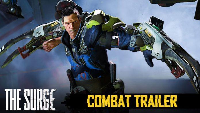 The Surge: Combat-Trailer
