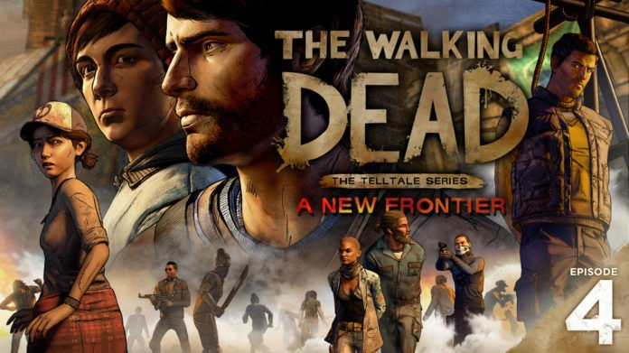 The Walking Dead: A New Frontier - Episode 4