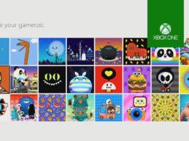 Xbox One Gamerpics
