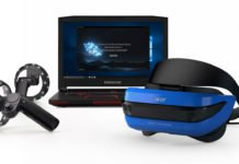 Acer Mixed Reality Bundle