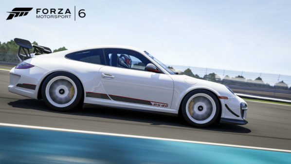 Forza Racing Championship - Porsche Cup