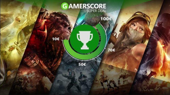 Gamerscore SuperDeal