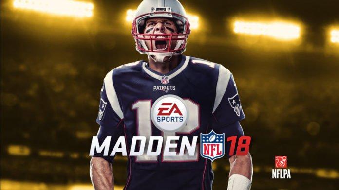 Madden NFL 18: Quarterback Tom Brady