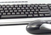 Maus Tastatur