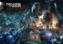 Gears of War 4 - Rise of the Horde