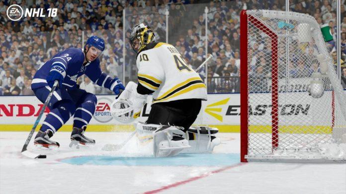 ES SPORTS NHL 18