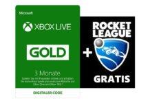 Xbox Live Gold - Rocket League