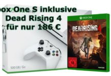 Xbox One S inkl. Dead Rising 4