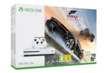 Xbox One S Forza Horizon 3 Bundle