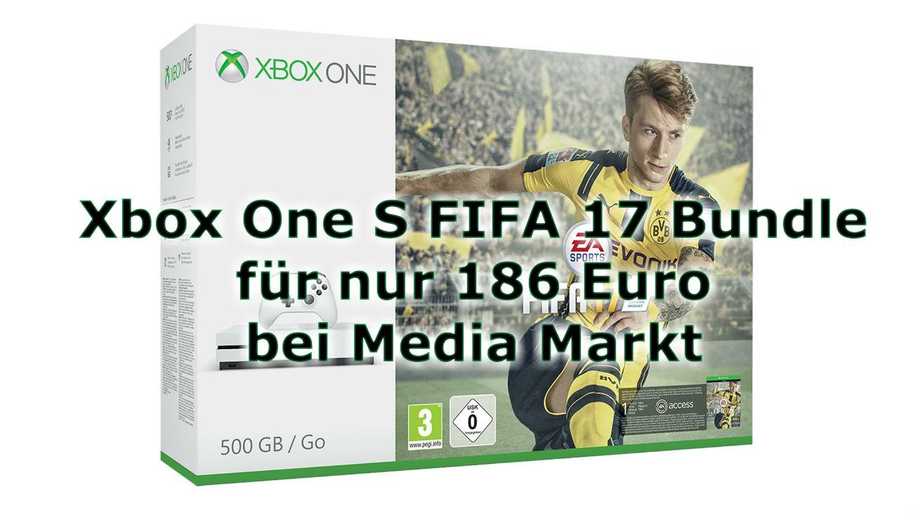 Xbox One S FIFA 17 Bundle