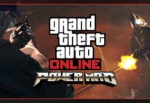 GTA Online Power Mad