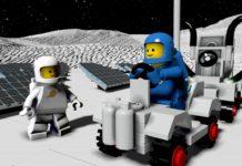 LEGO Worlds: Classic Space-Paket