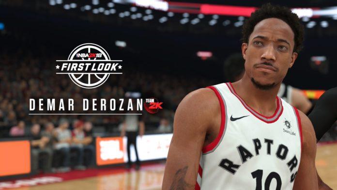 Demo zu NBA 2K18 in dieser Woche