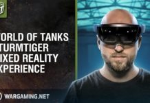 World of Tanks - HoloLens