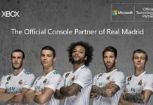 Xbox Real Madrid Partner