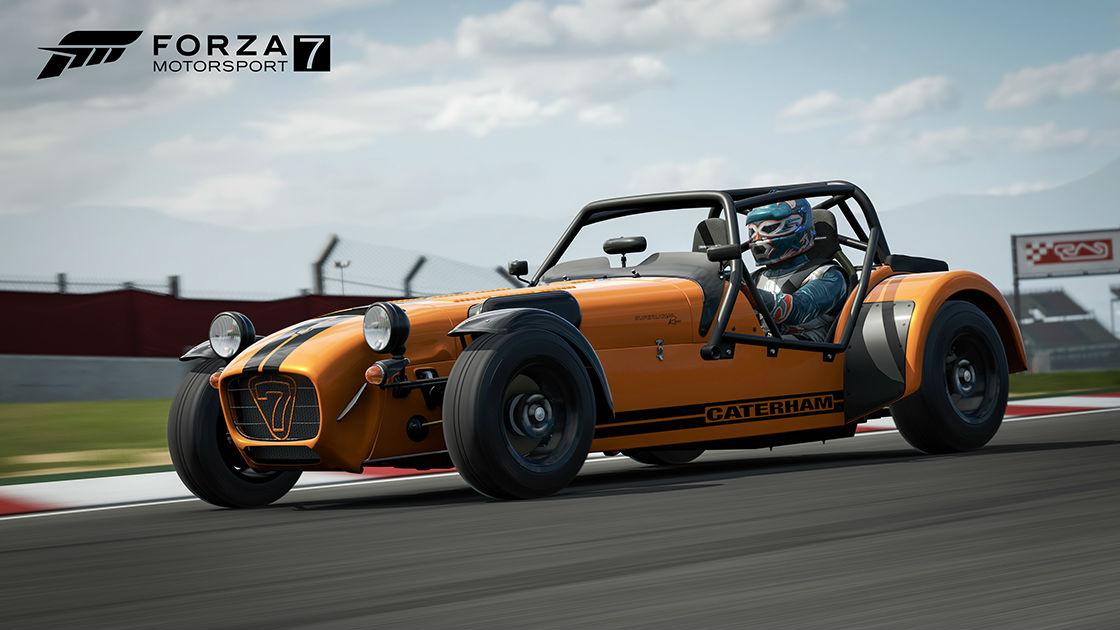 Forza Motorsport 7 Garage Woche 5
