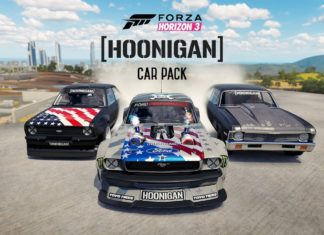Forza Horizon 3 Hoonigan Car Pack