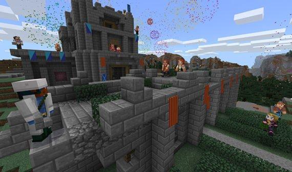 Minecraft Better Together Update