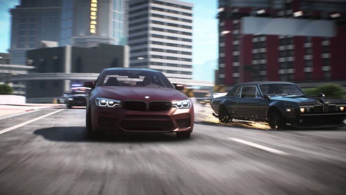 Need for Speed Payback BMW M5