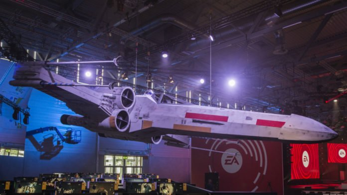 Star Wars: Battlefront II - Gameplay-Szenen zu Starfighter Assault
