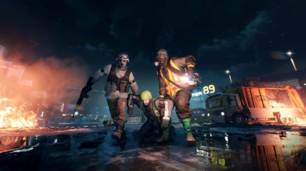 "The Division: Update 1.8 ""Widerstand"""