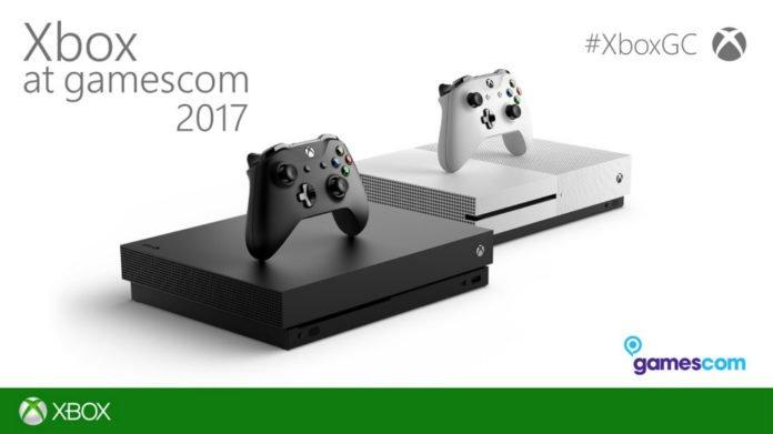Xbox gamescom 2017