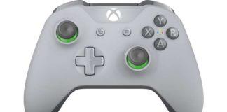 Xbox Wireless Controller - grau und grün