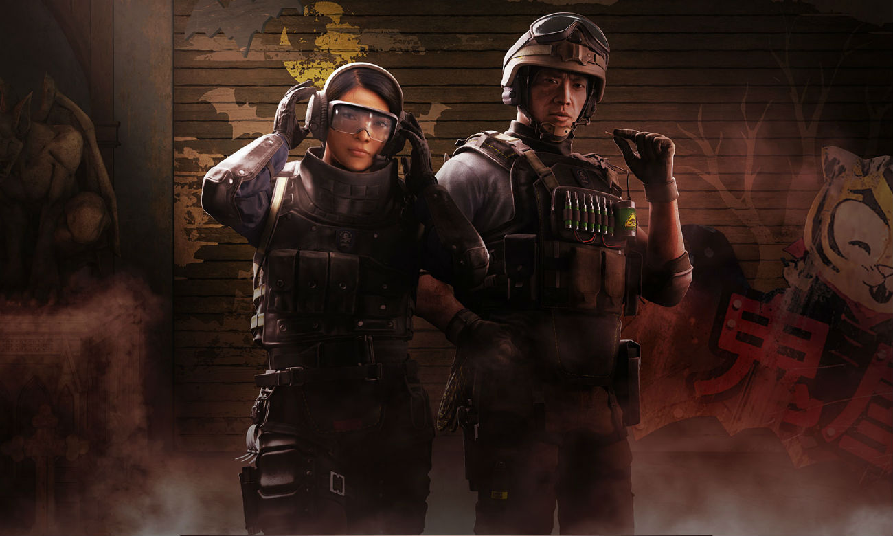 Rainbox Six Siege: Operation Blood Orchid