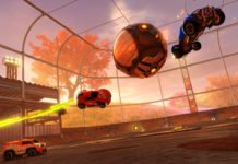 Rocket League Herbst-Update