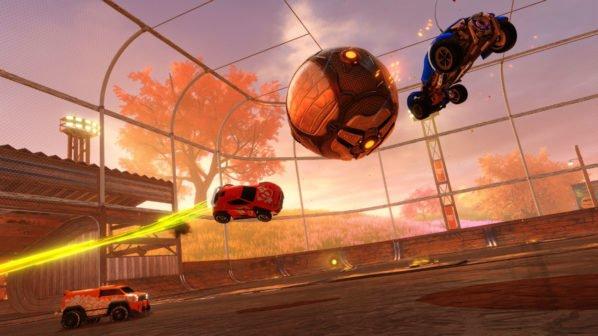 Rocket League: Details und Trailer zum umfassenden Herbst