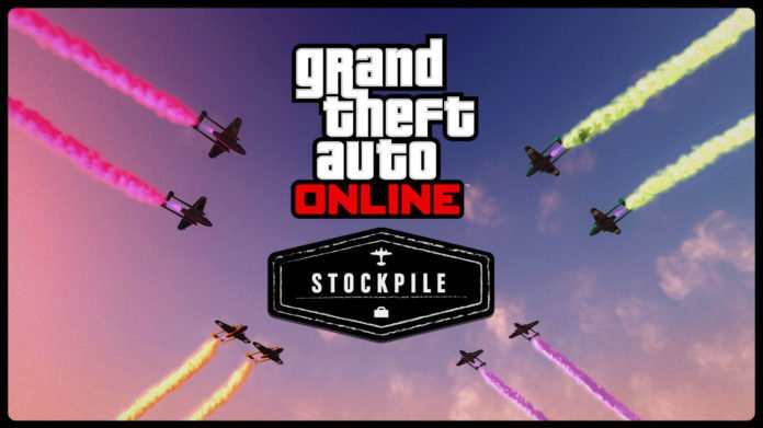 GTA Online Stockpile
