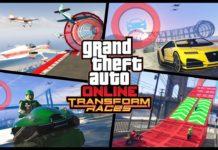 GTA Online Verwandlungsrennen