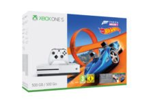 Xbox One S Forza Horizon 3 Hot Wheels