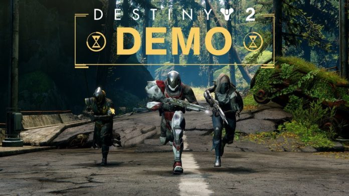 Destiny 2 Demo (PC) - YouTube
