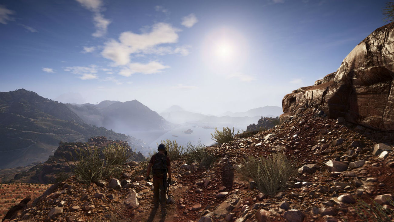 Ghost Recon Wildlands Xbox One X