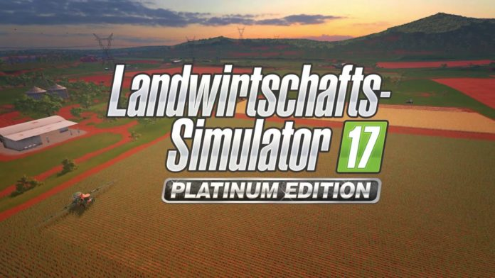 Landwirtschafts-Simulator 17: Platinum Edition
