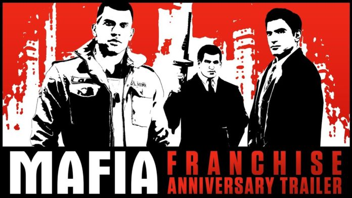 Mafia Franchise Anniversary Trailer