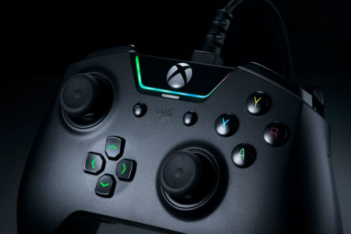 Razer Wolverine Tournament Edition Controller